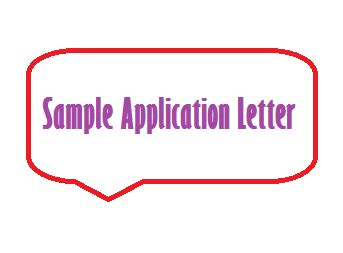 Application Letter To Bet9Ja